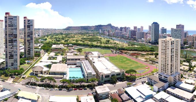 ハワイのサマースクール・サマーキャンプの様子